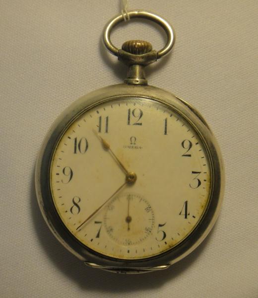 e2a2791d070 OMEGA. Antigo relógio suíço de bolso da marca. content image 0