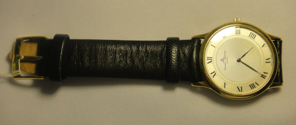 164de411548 Relógio masculino suíço de pulso da marca