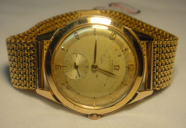 1587a800d47 Antigo relógio suíço masculino de pulso da marca