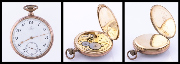 00d2d789916 OMEGA. Antigo relógio suíço de bolso da marca. content image 0