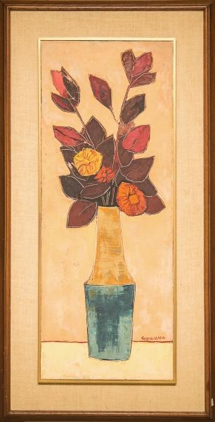 OSWALDO GUAYASAMIN (EQUADOR, 1919-1999).