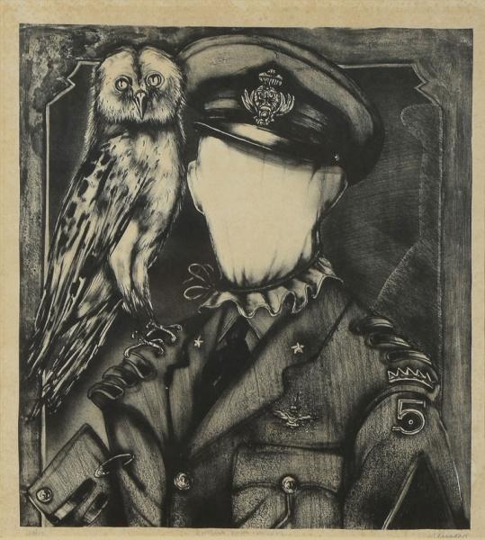 """JOÃO CAMARA (1944). """"Enigma para Jovens"""", litogravura (tiragem 10/12), 61 x 54. Assinado no"""