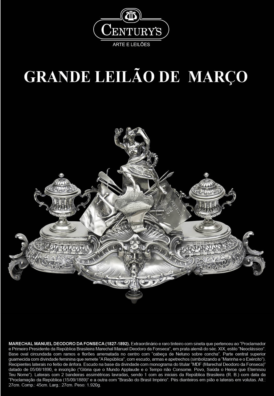 GRANDE LEILÃO DE MARÇO DE 2018